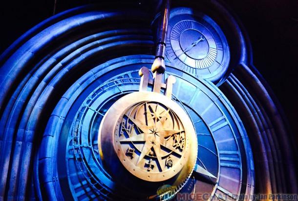 Hogwart's Clock
