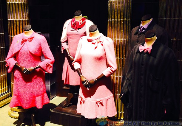 Dolores Umbridge's Costumes