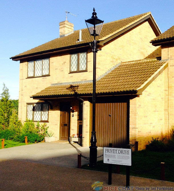 4 Privet Drive – The Dursley's House