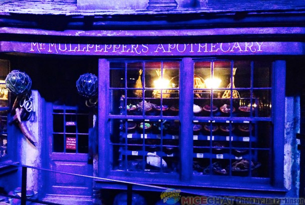 Mr. Mulpepper's Apothecary