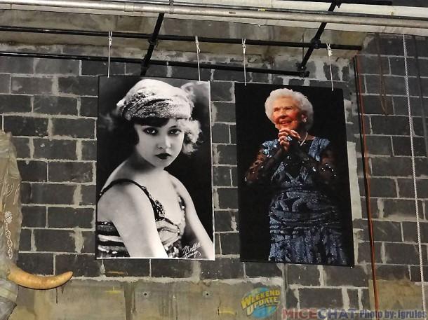 Photo of the last surviving Ziegfeld Girl.