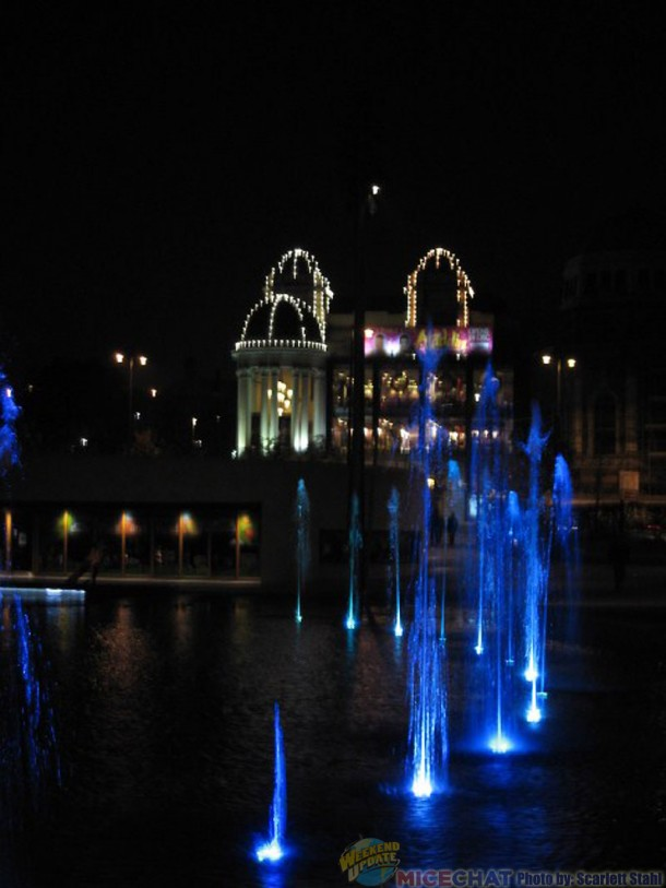 Bradford at night