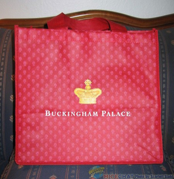 Buckingham Palace tote