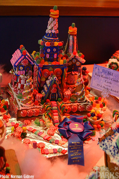 "WINNER - #161 ""King Kandy's Candyland Castle"" – Ty & Hayley Kindell"
