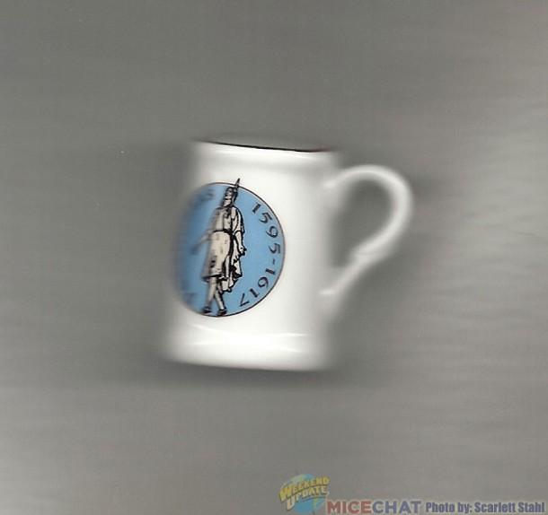 Pocahontas mini mug