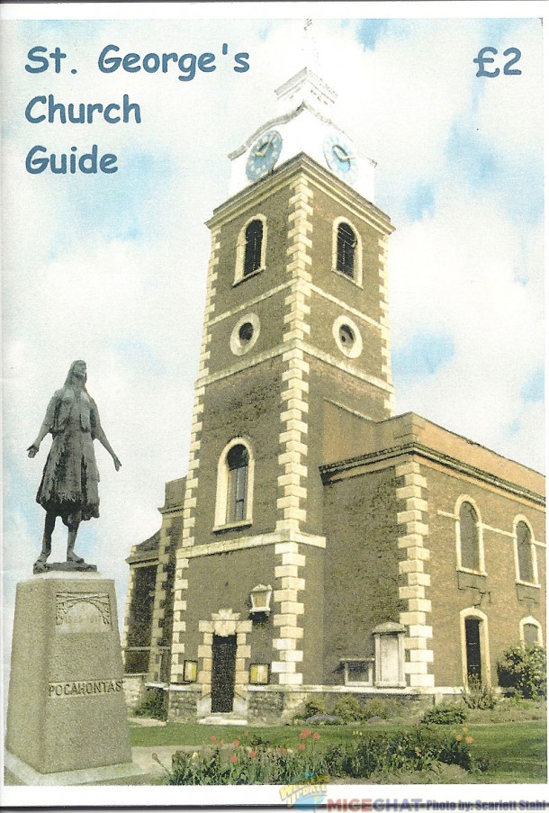 St Georges Church Guide