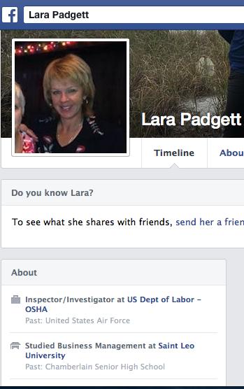 Lara Padgett FB Snippet