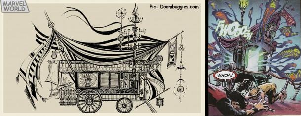 Magic Cart