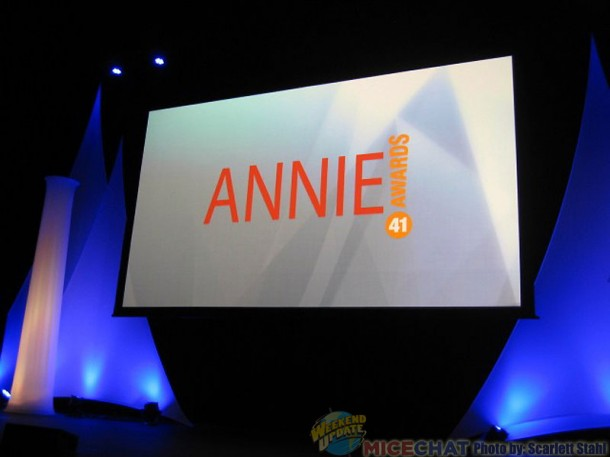 Annie screen