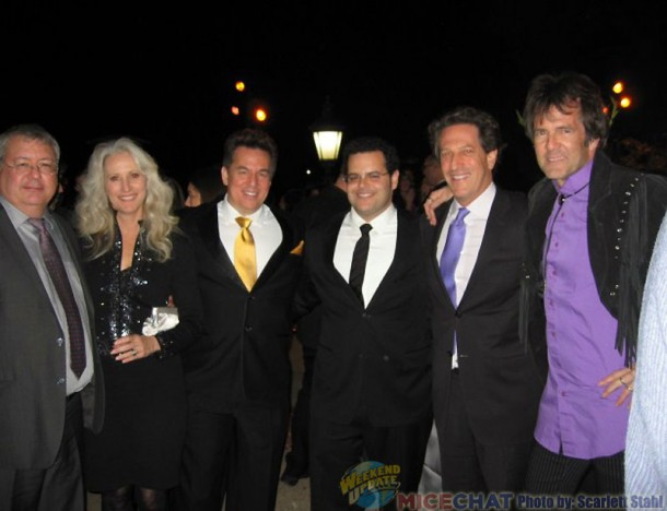 David Wormersley (Animator), Lisa Keene (Animator), David Derks (Fox producer and ASIFA-Hollywood Board), Josh Gad (Voice Actor), Andrew Millstein (general manager of Disney Feature Animation), Rick Farmiloe (Animator)
