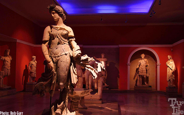 Turkey has some of the world's finest museums