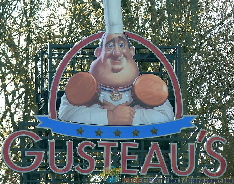 Disneyland Paris Update  Ratatouille Ride Progress ReportGusteau Ratatouille