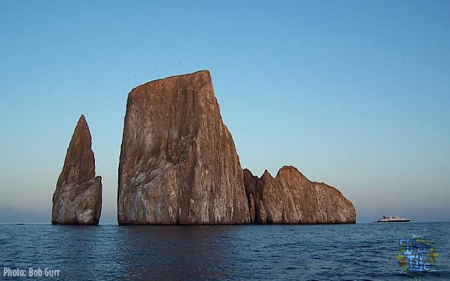 Distinctive Kicker Rock