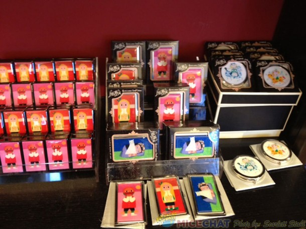 Business card holders and compacts