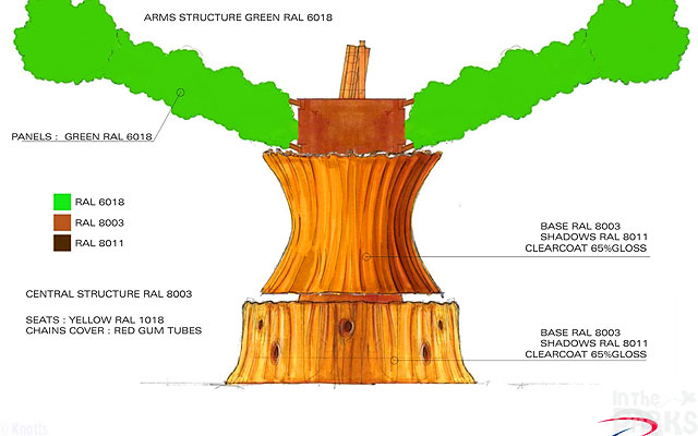 Design-Sheet_Charlie-Brown's-Kite-Flyer-Tree-Trunk