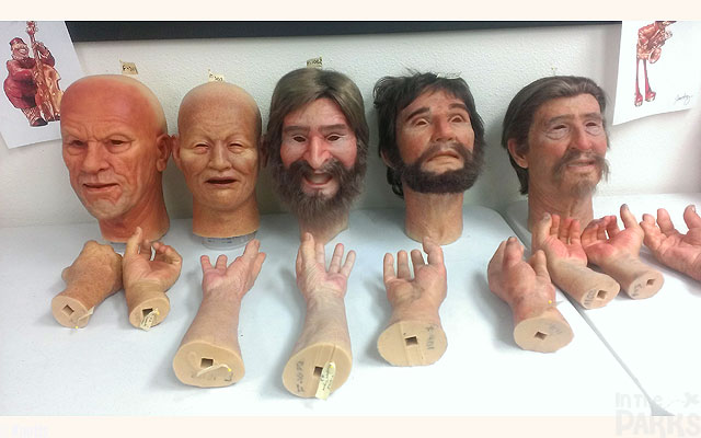 Garner-Holt-Animatronic-Masks-and-Hands