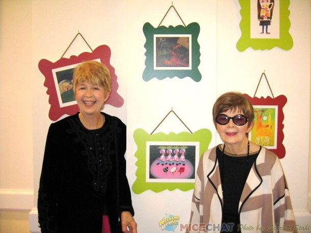 Maggie Richardson and Jeanne Chamberlain