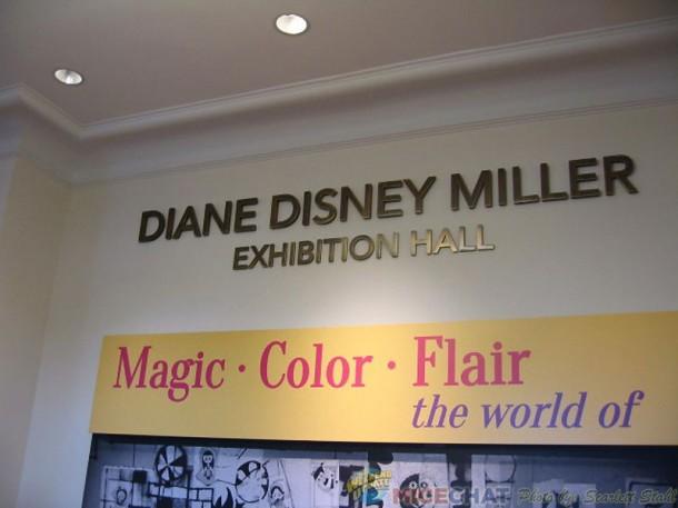 Diane Disney Miller Exhibition Hall