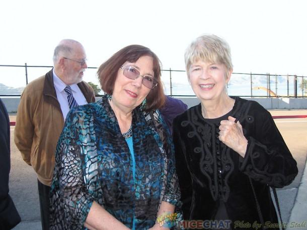 Paula Sigman Lowery and Maggie Richardson