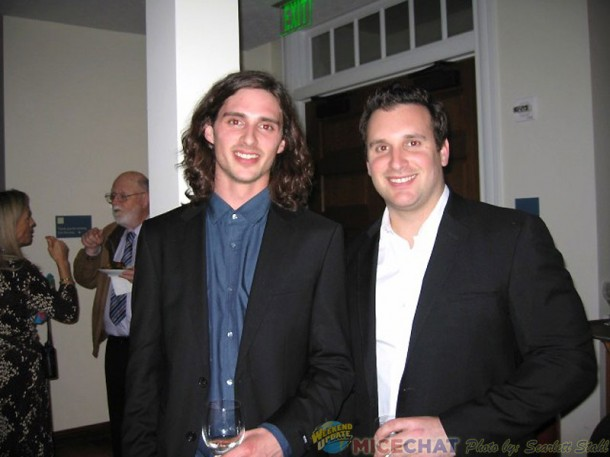 Sebastian and Nick (Joanna Miller's sons)