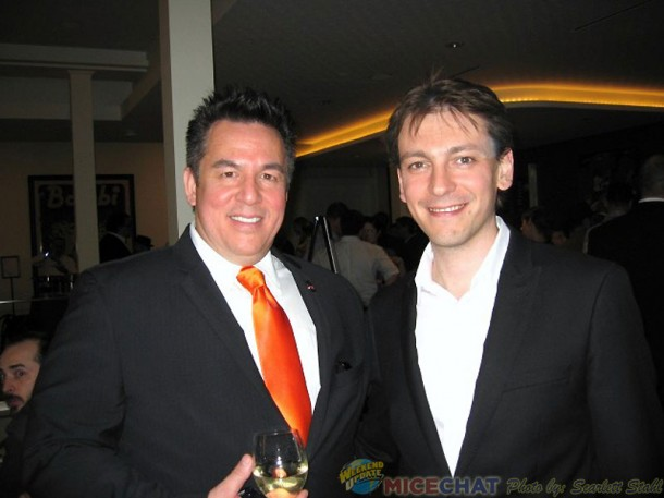 David Derks and Fabrizio Mancinelli