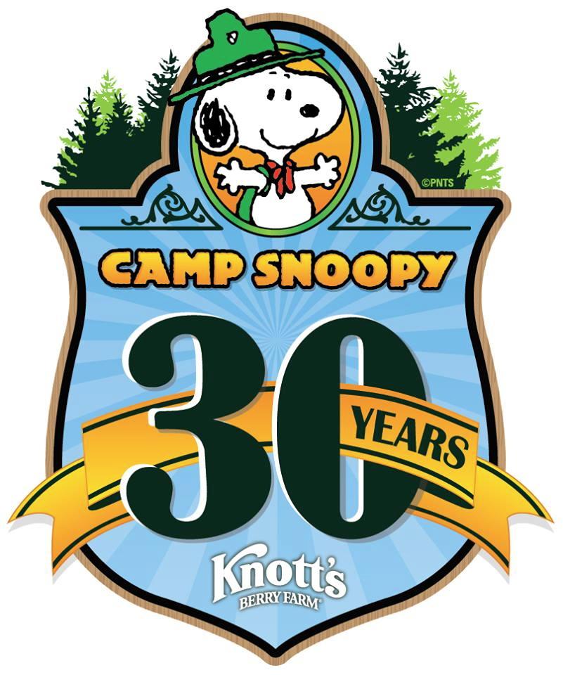 KBFCampSnoopy30thAnnivLogo