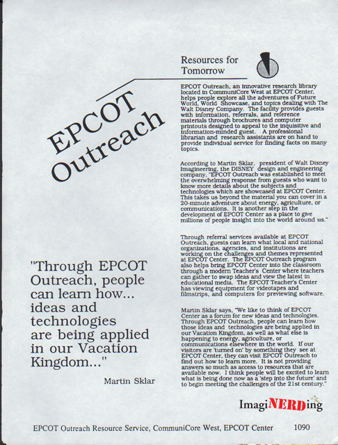 epcot-outreach-marty-sklar