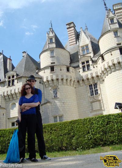 Château d'Ussé, France.