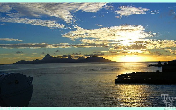 Tahiti's many islands have a south sea beauty all their own