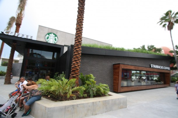Starbucks on the West Side