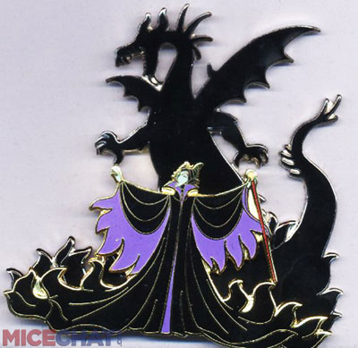 MaleficentPIn