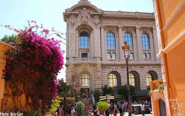 Monaco's Sea Museum