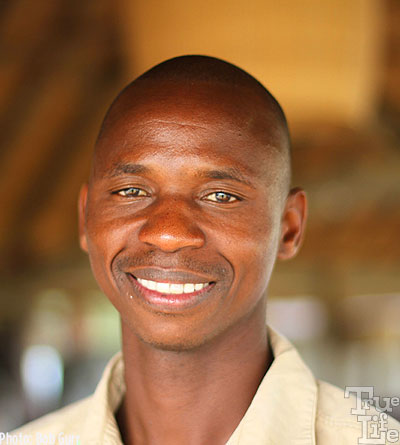 Camp Banoka staff - all are highly trained is safari guest management