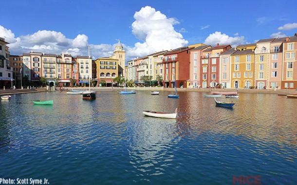 a closer look at universal orlando loews portofino bay hotel