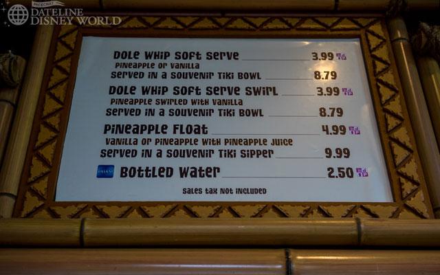 No more self-serve Dole Whips :(