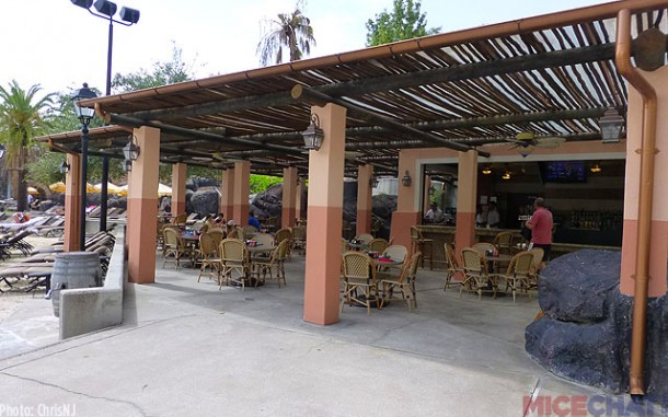 Splendido Pool Bar & Grill at the Beach Pool