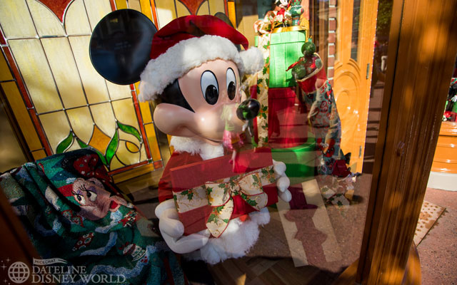 The holidays arrive at the Emporium!