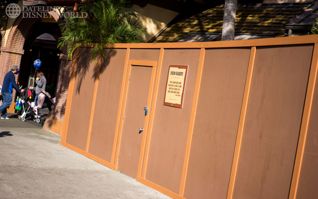 I love the refurbishment work Disney has done in this land.