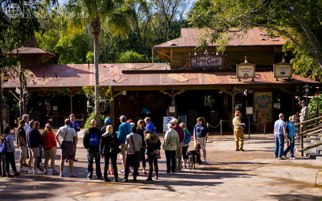 The Jungle Cruise reopens as the Jingle Cruise on Friday!