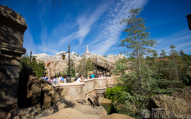 We're hearing rumors about Be Our Guest serving breakfast in 2015.