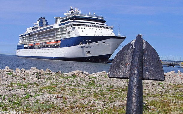 In summer 2007 I traveled Baltic countries on the Celebrity Constellation