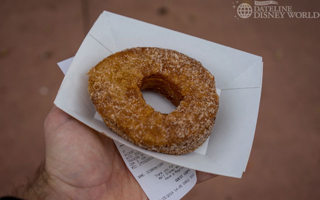 The cronut arrived!
