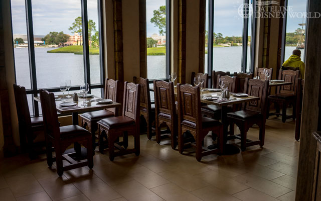 Spice Road Table opened in World Showcase, and hasn't been a huge success.