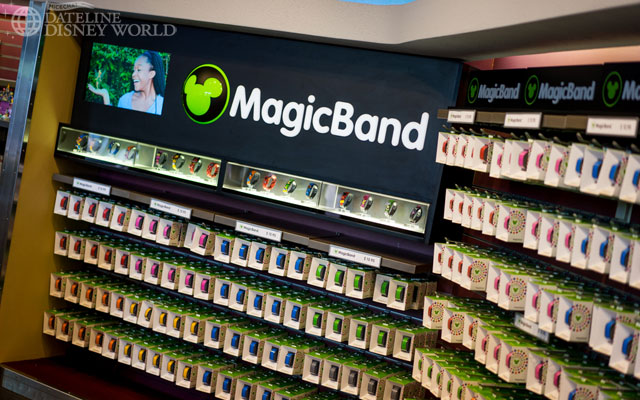 MagicBands went on sale to the general public, no longer just WDW Resort guests.