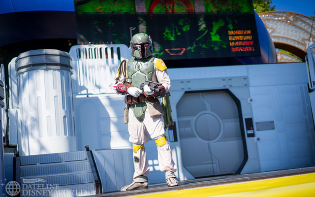 Star Wars Weekends was a massive event as always, leading into next year's, which should be even bigger with Episode VII coming.
