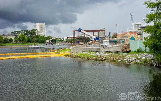 DTD also started the transformation into Disney Springs.