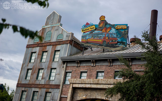The Backlot Tour closed at Studios, bringing with it rumors of Toy Story Playland.