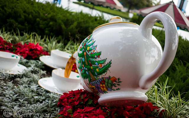Some holiday tea?