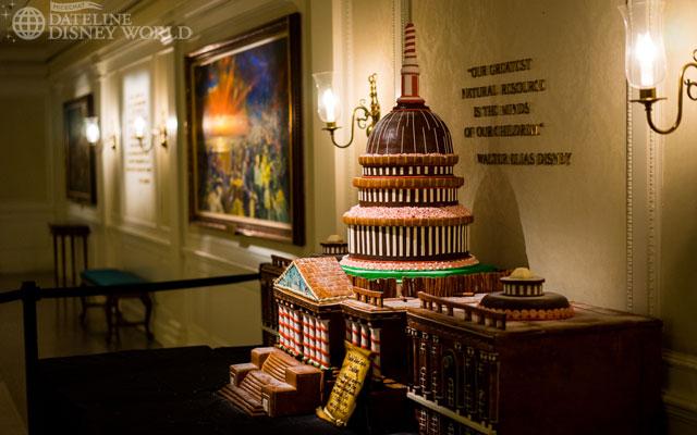 Gingerbread Capitol!