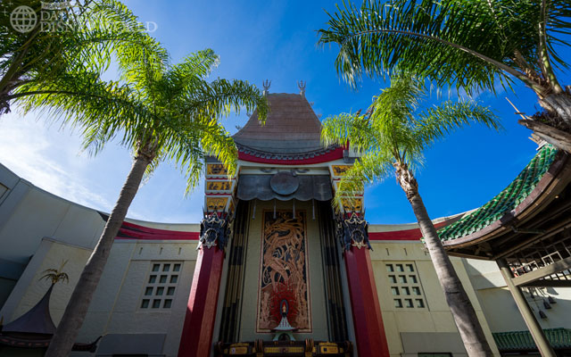 The Chinese Theater will be the icon again soon!